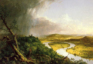 Thomas Cole - A Oxbow