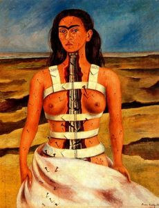 Frida Kahlo - A Broken Column