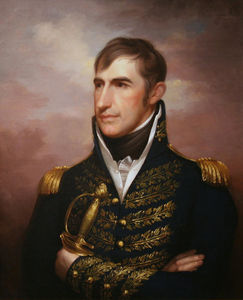 Rembrandt Peale - William Henry Harrison