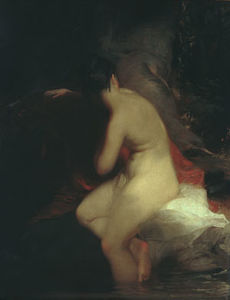 Thomas Sully - Musidora