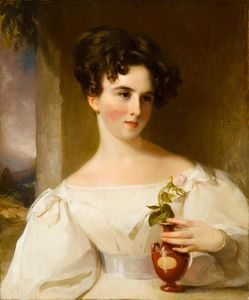Thomas Sully - Udney Maria Blakeley