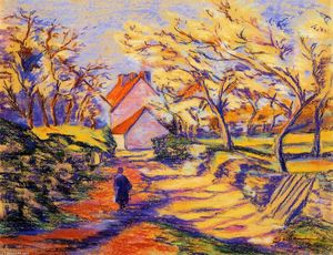 Jean Baptiste Armand Guillaumin - no zona rural