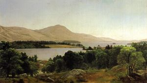 Asher Brown Durand - lago george