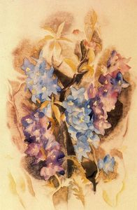 Charles Demuth - flores