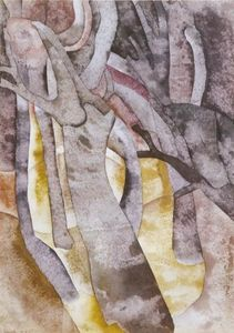 Charles Demuth - Formas Árvore No 1