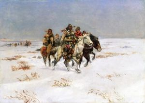 Charles Marion Russell - o neve trilha