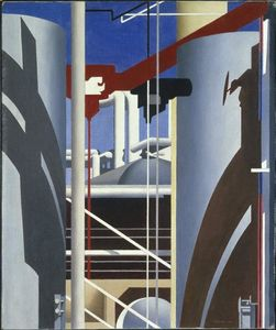 Charles Rettew Sheeler Junior - Encantamento