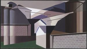 Charles Rettew Sheeler Junior - Midwest
