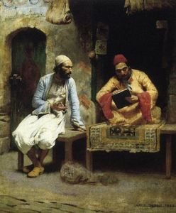Charles Sprague Pearce - o carta
