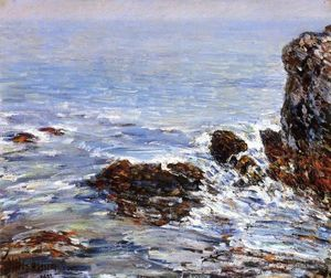 Frederick Childe Hassam - Vista do mar
