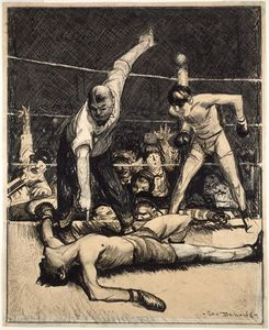 George Wesley Bellows - Contado Fora