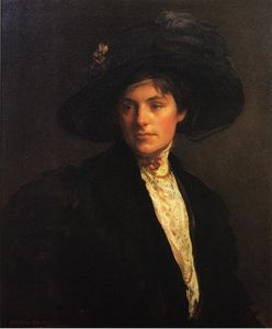 Joseph Rodefer Decamp - The Jacket Fur