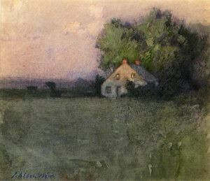 Julian Alden Weir - Branchville , Connecticut
