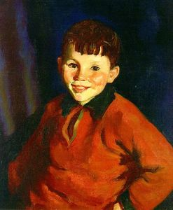 Robert Henri - Sorrir Tom