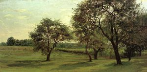 William Trost Richards - Shady Grove