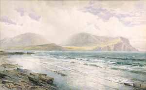 William Trost Richards - As Ilhas Orkney