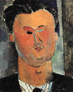 Amedeo Modigliani - Pierre Reverdy