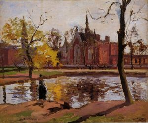 Camille Pissarro - Dulwich College, London