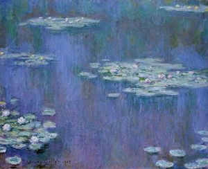 Claude Monet - Water-Lilies 13