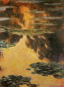 Claude Monet - Water-Lilies 57