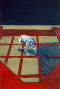 Francis Bacon - cão