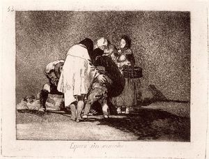 Francisco De Goya - Espiró pecado remedio