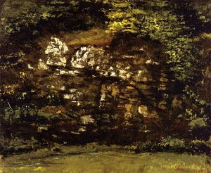 Gustave Courbet - nos bosques