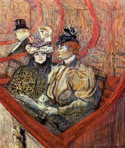 Henri De Toulouse Lautrec - The Grand Nível