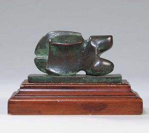 Henry Moore - Maquette para Carving