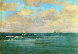 James Abbott Mcneill Whistler - Balneares Posts