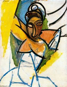 Pablo Picasso - mulher