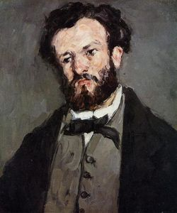 Paul Cezanne - Anthony Valabrègue
