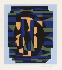 Victor Vasarely - Risir