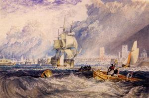 William Turner - Portsmouth