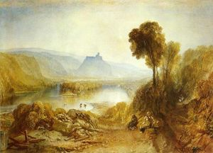 William Turner - Prudhoe Castelo , Northumberland