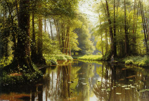 Peder Mork Monsted - Vandlob I Skoven 1