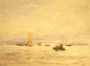David Cox - O casco Humber No