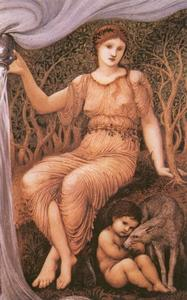 Edward Coley Burne-Jones - terra mãe