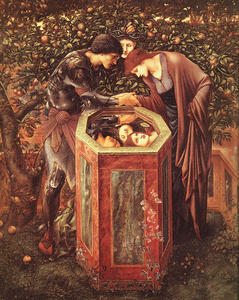 Edward Coley Burne-Jones - O Chefe Baleful