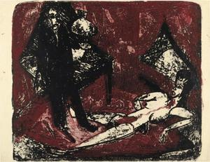 Ernst Ludwig Kirchner - O Assassino