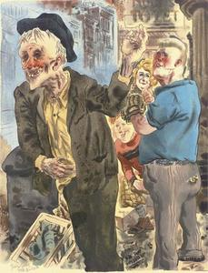 George Grosz - de Nova York