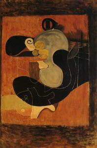 Georges Braque - Brown Natureza-Morta
