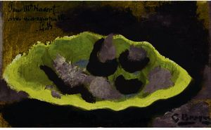 Georges Braque - morto natureza