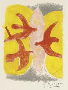 Georges Braque - A Descida ao Inferno