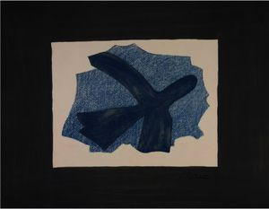 Georges Braque - O voo (Vallier 148)