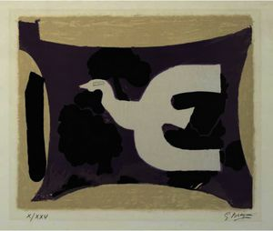 Georges Braque - O estúdio 1