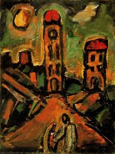 Georges Rouault - do sol