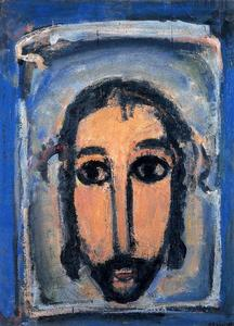 Georges Rouault - O sagrado face 1
