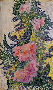 Henri Edmond Cross - Flores
