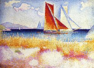 Henri Edmond Cross - Regata